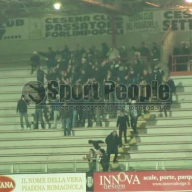 Cesena-Modena 1-1, Serie B 2013/14