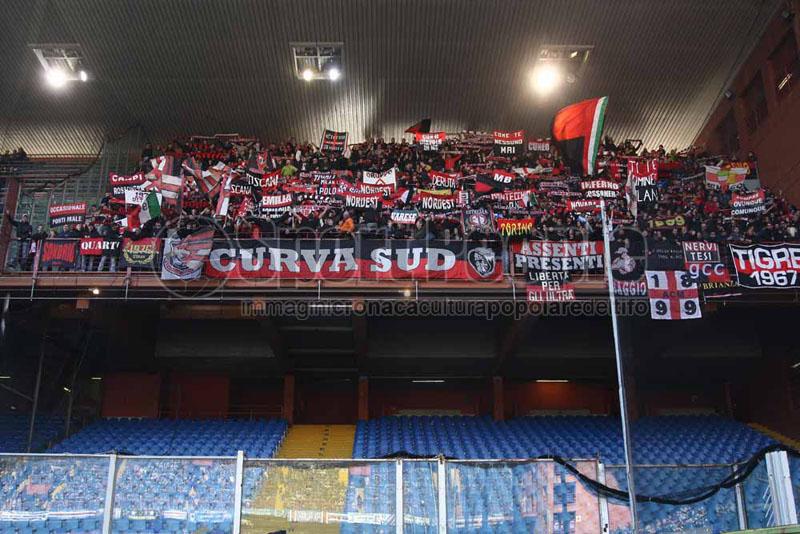 Sampdoria-Milan 0-2, Serie A 2013/14