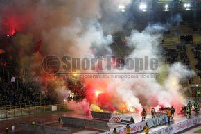 Bologna-Roma 0-1, Serie A 2013/14