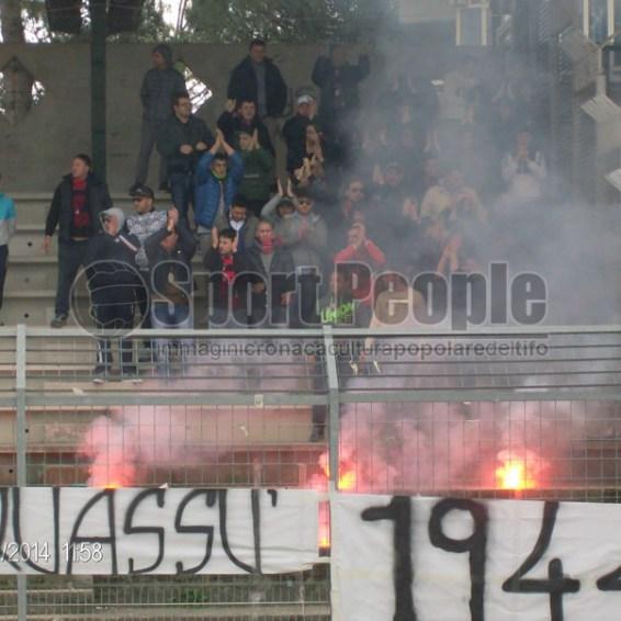 Afragolese-San Nicola 4-0, Prima Categoria Campania 2013/14