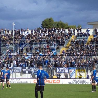 Matera-Gladiator 6-0, Serie D/H 2013/14