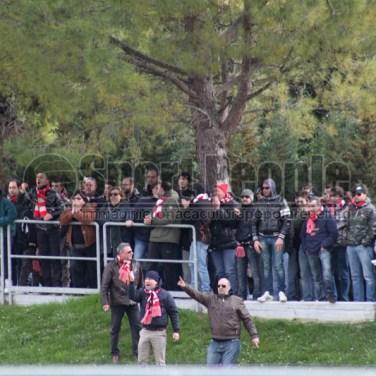 Maceratese-Vis Pesaro 2-2, Serie D/F 2013/14