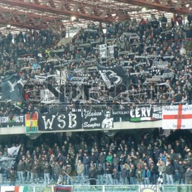 Cesena-Crotone 1-0, Serie B 2013/14