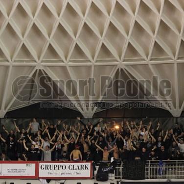Virtus Roma-Juvecaserta 82-79, Lega A 2013/14