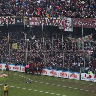 Salernitana-Benevento 2-1, Lega Pro 1/B 2013/14