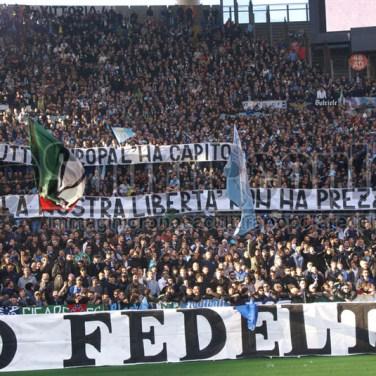 Lazio-Roma 0-0, Serie A 2013/14