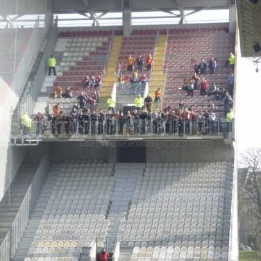 Metz-Lens 0-1, Ligue 2 Francia 2013/14