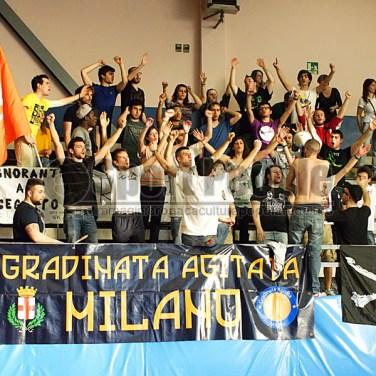 Sanga Milano-Udine 56-68, Serie A2 Basket femm. 2013/14