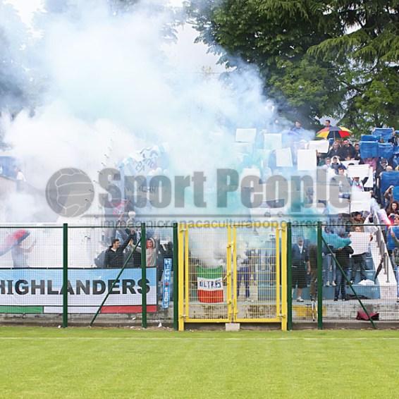 Giana Erminio-Caronnese 2-3, Serie D/A 2013/14