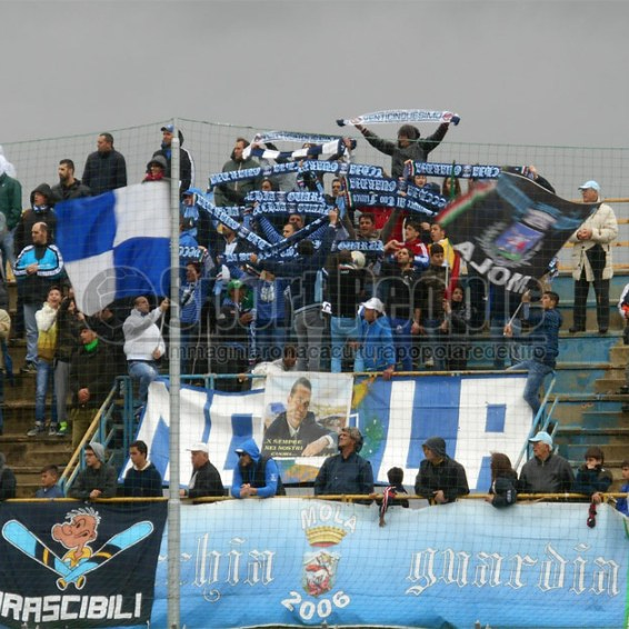 Mola-Casarano 0-0 dts, Playoff Eccellenza Pugliese 2013/14