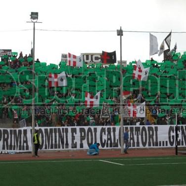 Savoia-Licata 7-2, Serie D/I 2013/14