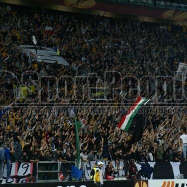 Juventus-Benfica 0-0, Europa League 2013/14