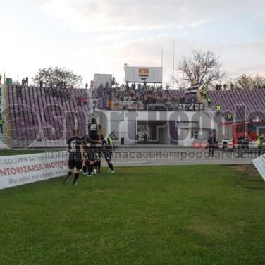 ACS Poli Timisoara-Universitatea Cluj 1-2 Liga I Rumena 2013/14