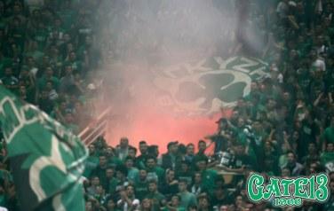 Panathinaikos-Olympiakos 59-56, gara 1 finale basket