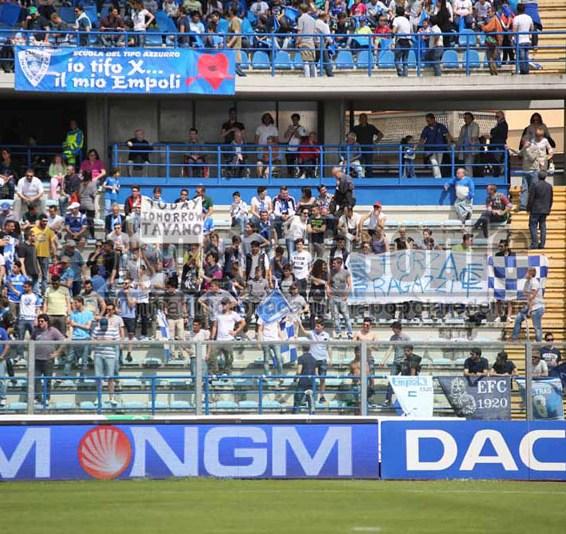 Empoli-Novara 3-1, Serie B 2013/14