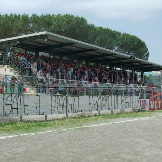 Afragolese-Sparta San Tammaro 5-0, I Categoria Campana 2013/14