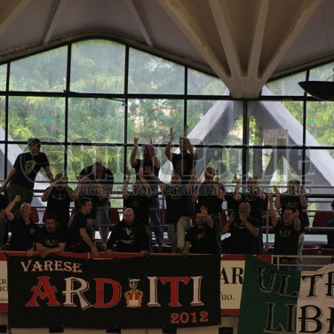 Virtus Roma-Varese 99-90, Lega A 2013/14