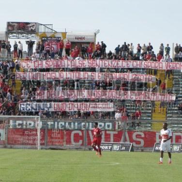 Ancona-Pistoiese 2-1, Poule Scudetto Serie D 2013/14