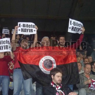 Genclerbirligi-Bursaspor 1-0, Super Lig Turca 2013/14