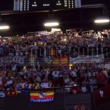 REAL MADRID - BARCELLONA 62-100