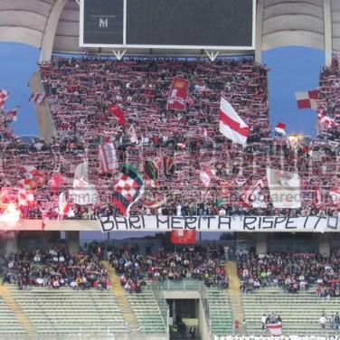 Bari-Cittadella 1-0, Serie B 2013/14