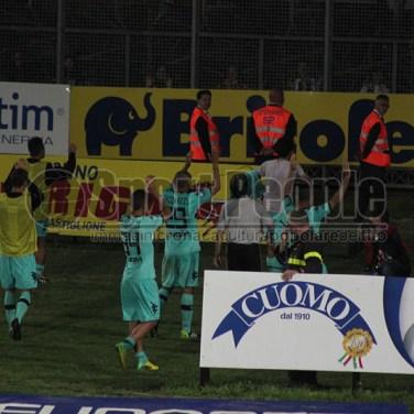 Latina-Siena 0-3, Serie B 2013/14