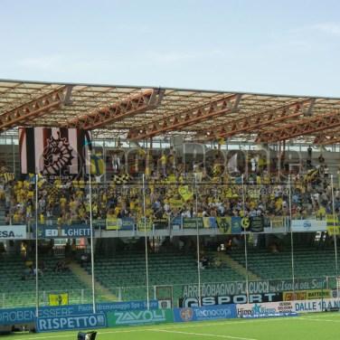 Cesena-Modena 1-1, playoff Serie B 2013/14