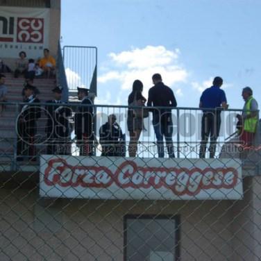 Correggese-Matelica 2-1, playoff Serie D 2013/14