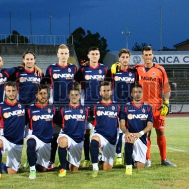 Rimini-Bologna 2-1, amichevole 2014/15