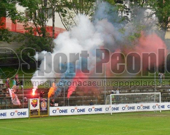 Bologna-Ozzanese 7-0, amichevole 2014/15