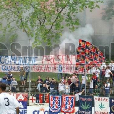 Bologna-Zocca 4-0, amichevole 2014/15