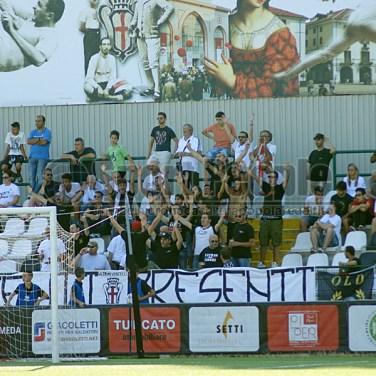 Pro Vercelli-Genoa 0-2, amichevole 2014/15