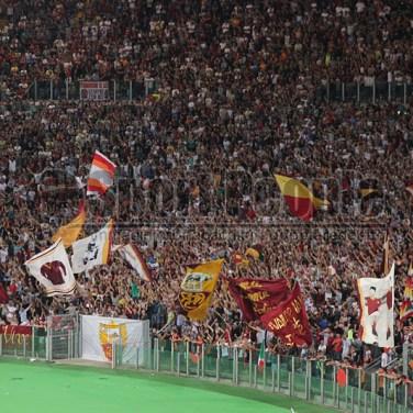 Roma-Fenerbahce 3-3, amichevole 2014/15Roma-Fenerbahce 3-3, amichevole 2014/15
