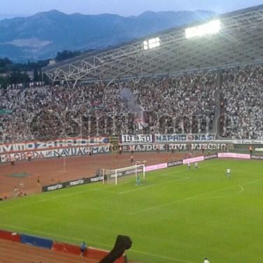 Hajduk-Shakter 3-0, Europa League 2014/15