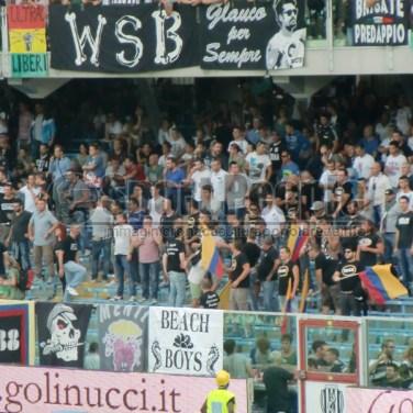 Cesena-Empoli 2-2, Serie A 2014/15