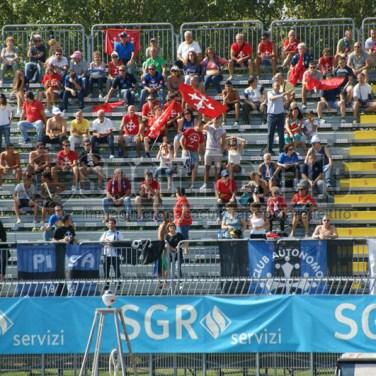 Santarcangelo-Pisa 1-1, Lega Pro 2014/15
