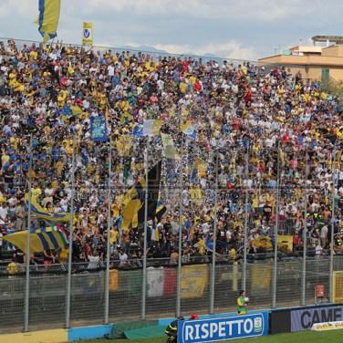 Frosinone-Bari 1-1, Serie B 2014/15