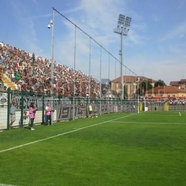 Alessandria-Mantova 1-0, Lega Pro 2014/15