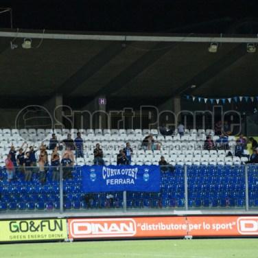 San Marino-Spal 0-0, Coppa Italia Lega Pro 2014/15