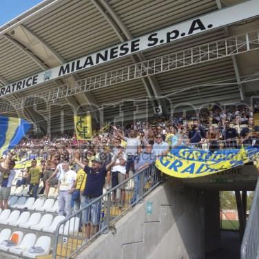 Modena-Pro Vercelli 1-0, Serie B 2014/15