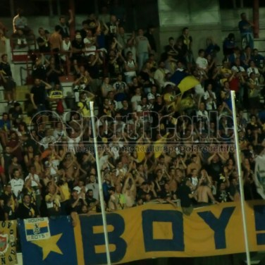 Cesena-Parma 1-0, Serie A 2014/15