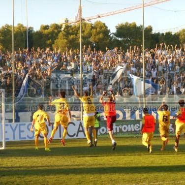 Fidelis Andria-Brindisi 4-3, Serie D 2014/15