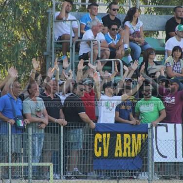 Fregene-Civitavecchia 0-2, Eccellenza Laziale 2014/15
