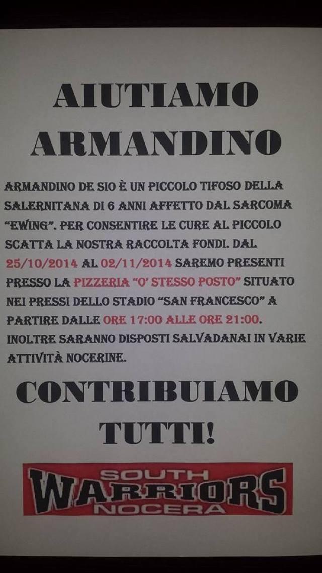 Nocera per Armandino