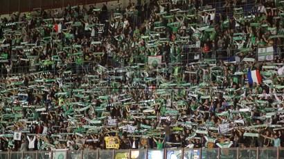 Inter-Saint Etienne, Europa League 2014/15