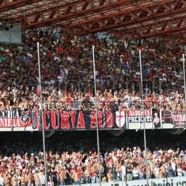 Cesena-Milan 1-1, Serie A 2014/15