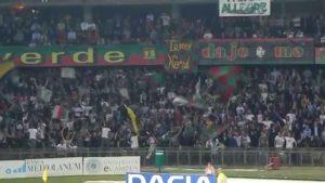 Io, la SR 313, la Ternana e l'Avellino: Ternana-Avellino, Serie B
