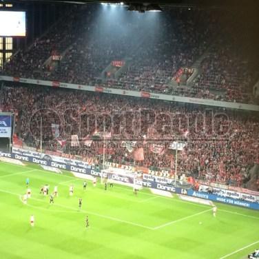 Colonia-Friburgo, Bundesliga 2014/15
