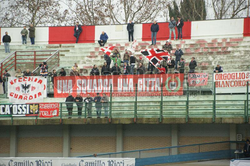 Forlì-L'Aquila, Lega Pro 2014/15