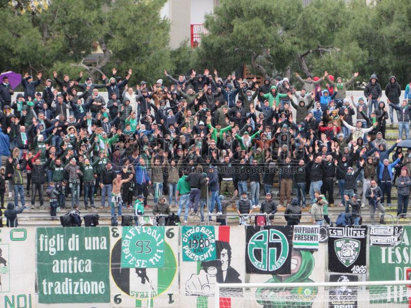Monopoli–Lupa Castelli Romani, Coppa Serie D 2014/15